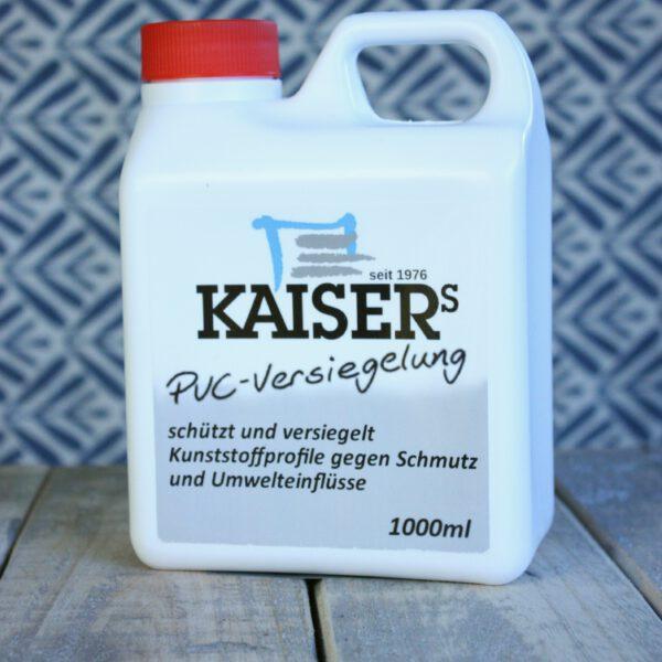 Kaiser's PVC-Versiegelung