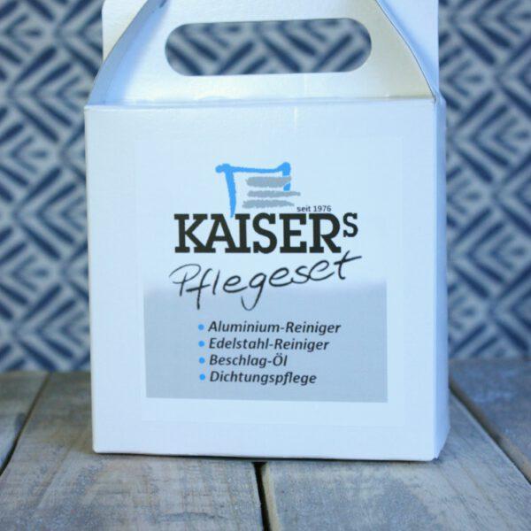 Kaiser's Pflegeset